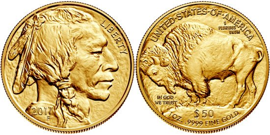 2017 American Gold Buffalo Coin