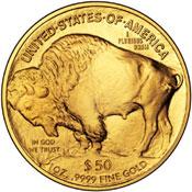 Gold Buffalo Coins
