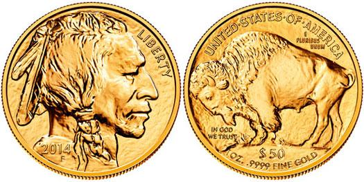 2014 Gold Buffalo