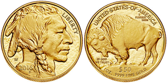 2016 American Gold Buffalo Coin