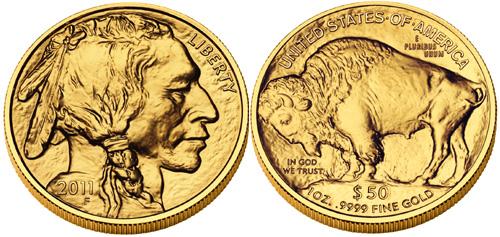 2011 American Gold Buffalo Bullion Coin   Gold Buffalo Guide